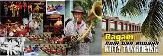 4 Seni Budaya di Kota Tangerang  yang paling unik