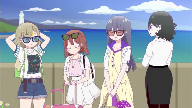 Assistir Bishoujo Yuugi Unit Crane Game Girls - Episódio 10 Online