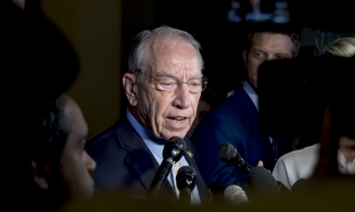 Chuck Grassley Goes Nuclear On Dianne Feinstein And Her Tactics To Delay The Kavanaugh Hearings In Letter