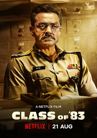 Class of 83 (2020) Full Hindi Movie Download