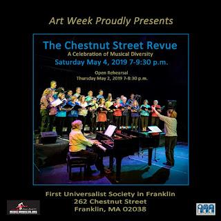 Franklin ArtWeek: Chestnut Street Revue - May 4