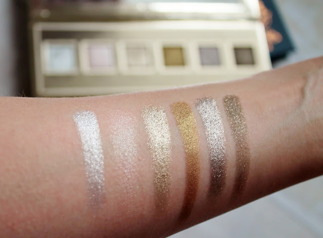 Jouer Skinny Dip Palette Review and Swatches