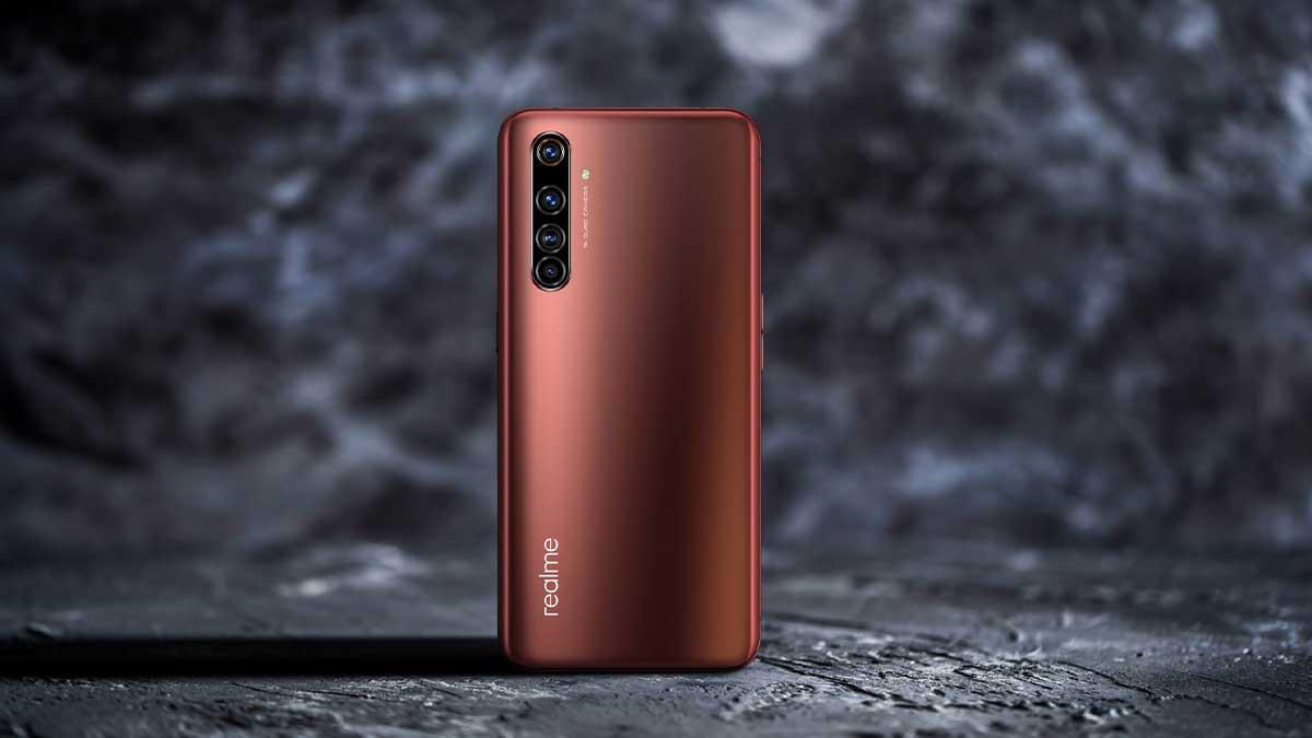 يحصل Realme X50 Pro على تحديث Realme UI 2 بيتا