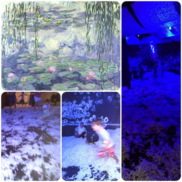 Museu da Imaginação - Mergulho com Monet