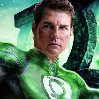 Tom Cruise - Green Lantern