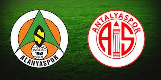 Antalyaspor - Alanyaspor hazırlık maçını canlı izle