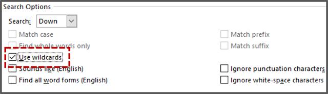 """Mencari Teks dari Kotak Dialog """"Find And Replace"""" 8"""