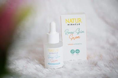 Natur Miracle Renew Skin Serum