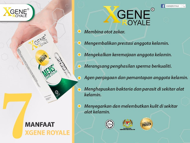 Xgene cream