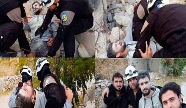 """أمريكيا تمول """"الخوذ البيضاء"""" المرتبطة بالتنظيمات الإرهابية في سورية بملايين الدولارات"""