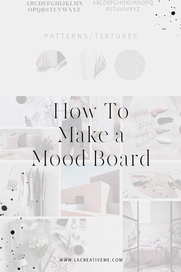 Blog Branding | Πως να φτιάξεις ένα Mood Board