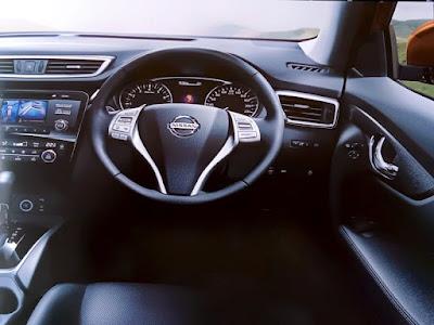 Gambar Steering System Nissan X-Trail