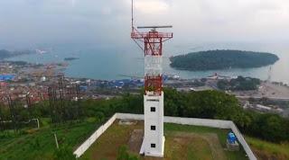 Semua Kapal Yang Akan Melintasi TSS Selat Sunda dan Lombok Terpantau Stasiun VTS