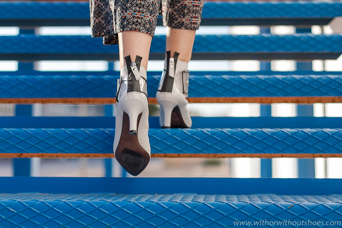 Botines Blancos: La Tendencia en zapatos a la que no te resistirás esta temporada BLog adicta a los zapatos