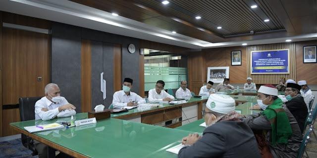 Perbatasan dan Calon Liaison Officer (LO) Antara Pemerintah Aceh Dengan Ulama