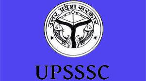 UPSSSC Recruitment 2018