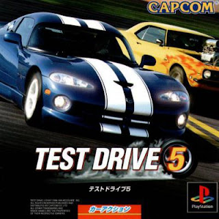 Test Drive 5 Game Free Download For PC