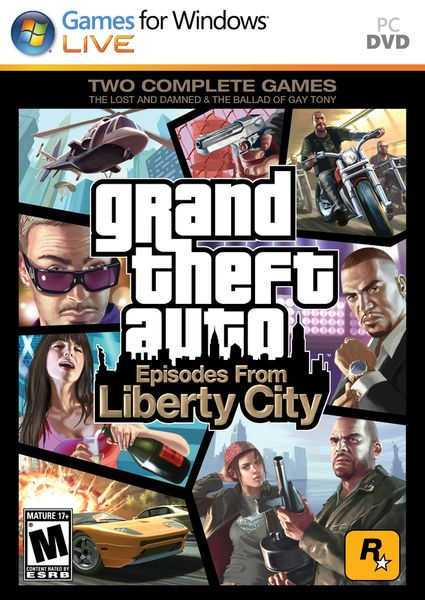 GTA 4 Episodes From Liberty City ~ Download PC Games | PC