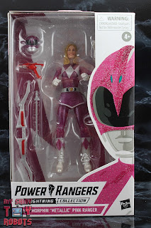 Lightning Collection Mighty Morphin 'Metallic' Pink Ranger Box 01