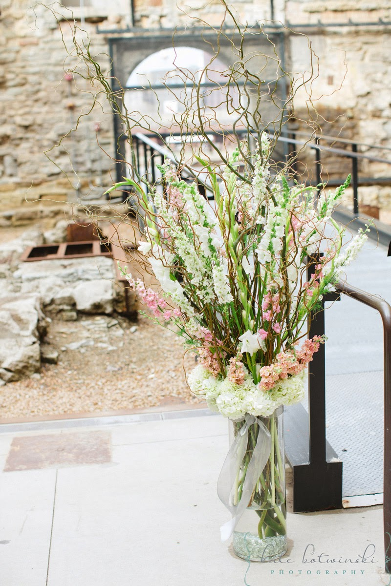 Forget Me Not Floral Events Mill City Museum Wedding Pro Pics