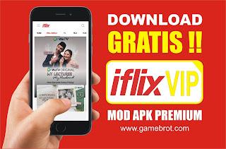 iFlix MOD APK Premium VIP Terbaru 2021 Gratis Tanpa Iklan!