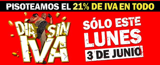 Lunes 3 De Junio Día Sin Iva En Media Markt Análisis De Ofertaman