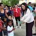 Gestora Social continúa celebrando el mes de la niñez en diversos municipios del Departamento.