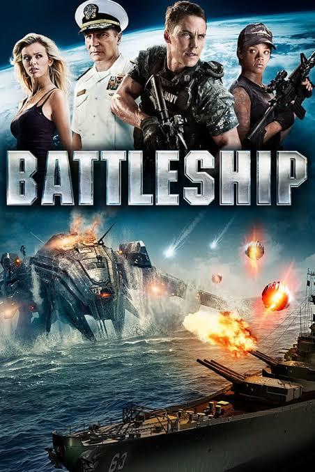 Battleship (2012) 720p Hindi - English