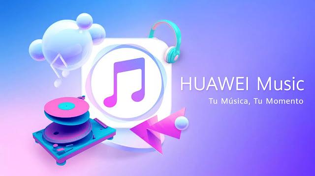 Descubre canciones para todas las edades y gustos musicales en Huawei Música
