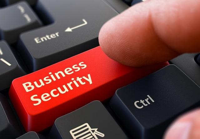 tips for business security how to secure company