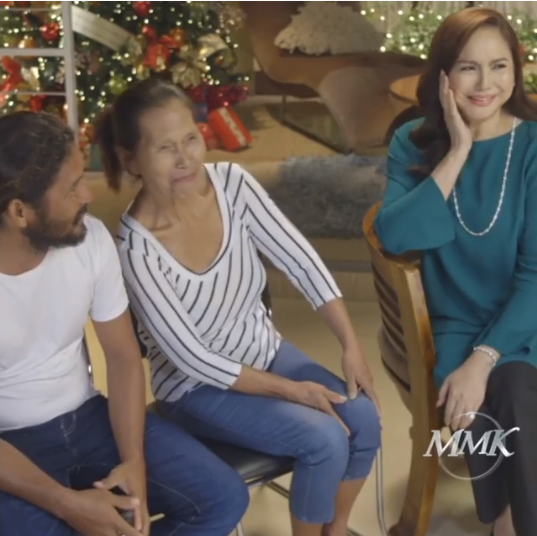 Charo Santos Featured On MMK The Story Of A Couple With 32 Years Gap.