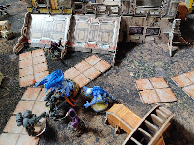 019 - Space Marines are holding the line