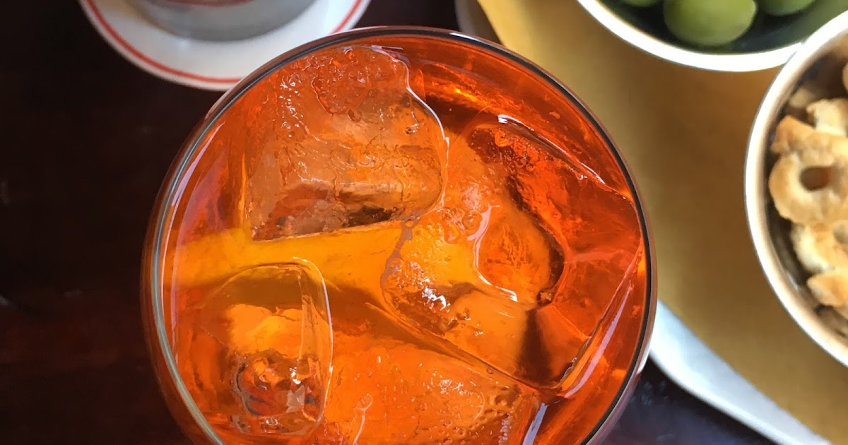 The Cook Time: Spritz, Sangria blanche et Kir royal automnal