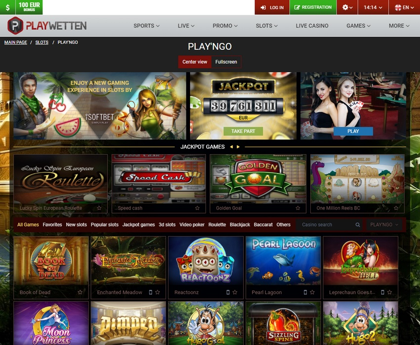 Casino Slot Spiele bzwbk24