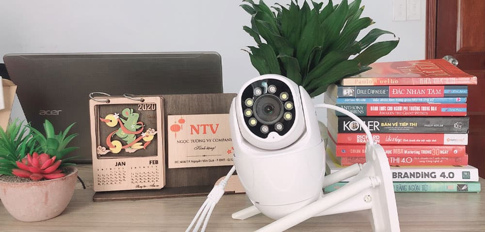 Mua Camera PTZ Yoosee C5 1080P Chính Hãng Tại Bến Tre
