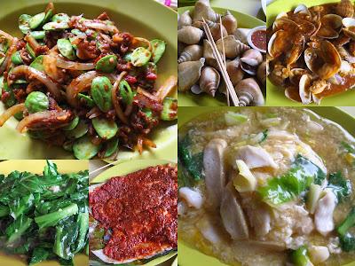 Alan Banana Leaves BBQ Seafood, Pasir Panjang Food Centre