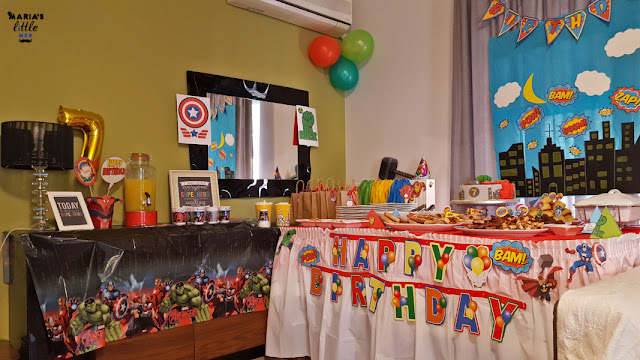super-heroes-party