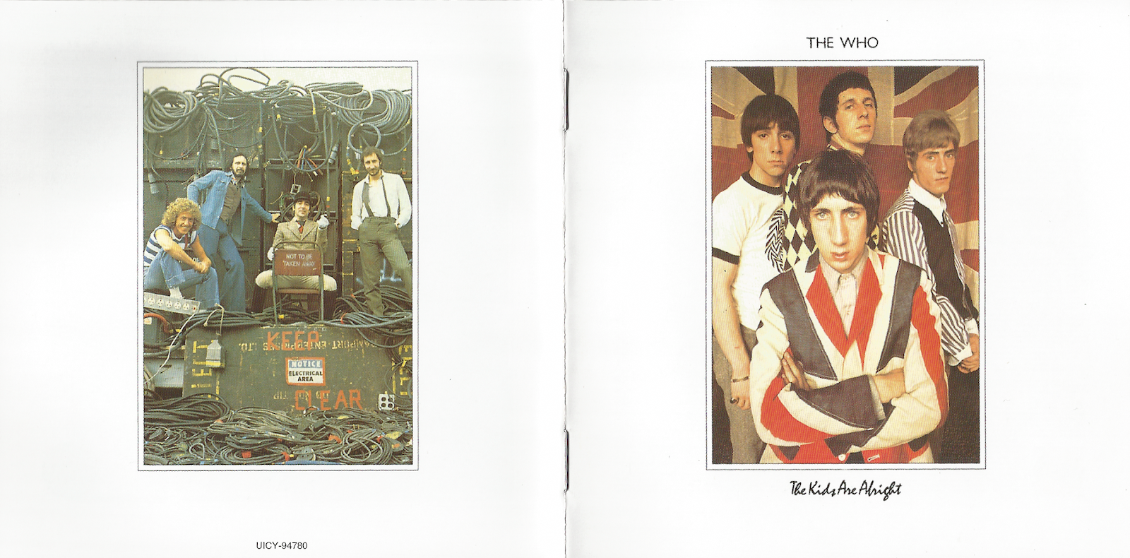 Pop On The Run: The Who - The Kids Are Alright 1979 (2011, Universal