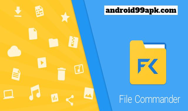 تطبيق File Commander v6.9.36316 لإدارة الملفات كامل بحجم 19 ميجابايت للأندرويد
