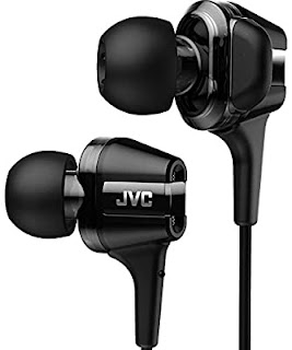 JVC HA-FXT100 Loudest Earbuds