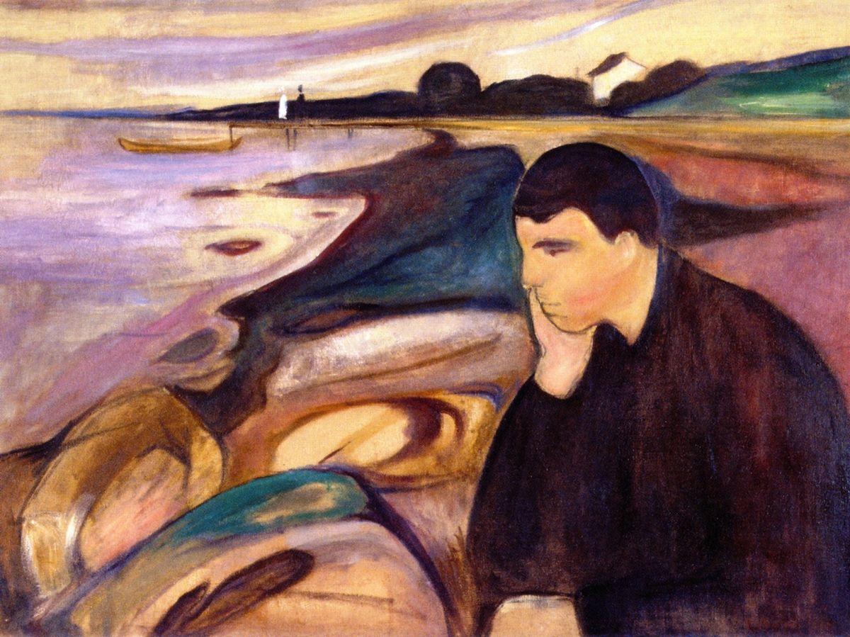 Edvard-Munch-Melancholy-1894