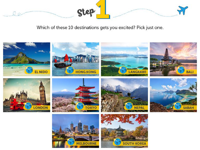 Terbang Jauh ke South Korea dengan Traveloka!