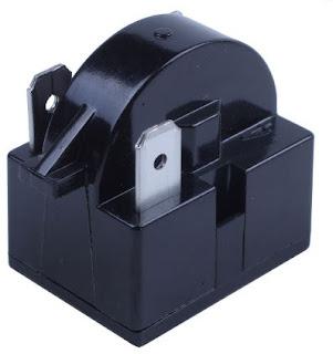 PTC pada kulkas pengganti kapasitor