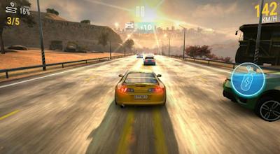 Download Game Balap Mobil Terbaik CarX Highway Racing Mod Apk+Obb Full Hack Mod Terbaru