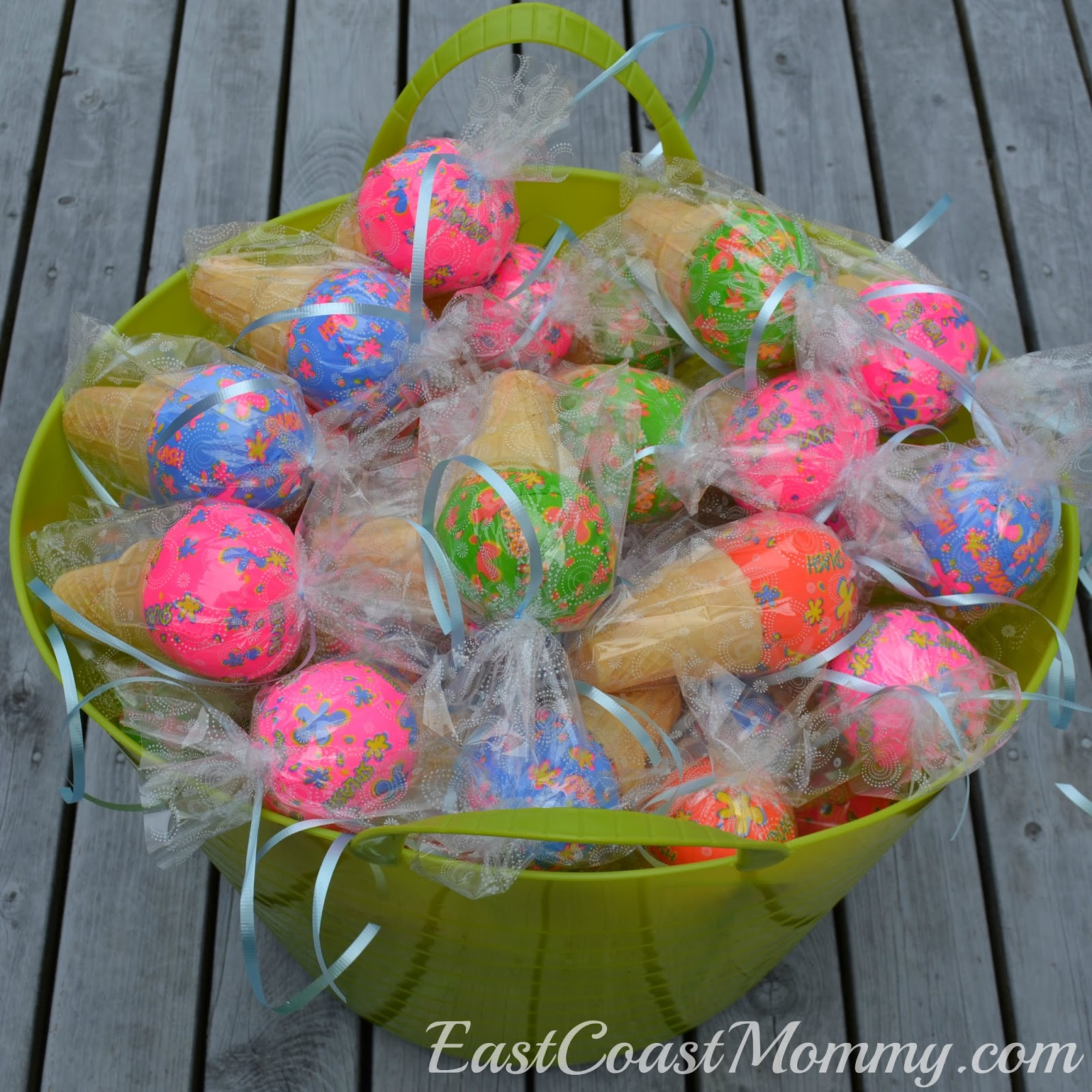 East coast mommy 40 unique loot bag ideas 34 special treats for a pool party click link for additional info negle Gallery