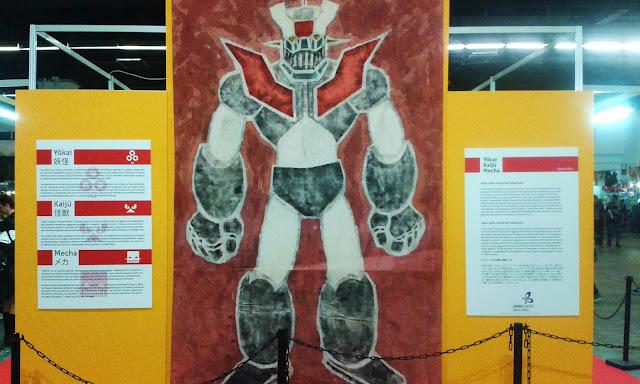 Kaijû, Mecha y Yokâi. Exposición dedicada a Tomás Hino