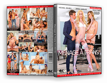 DVD Menage A Trans 4 (2019) xxx - ISO