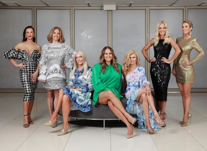 The Real Housewives Of Melbourne Season 5 Wraps Up Filming — See Pics Here!