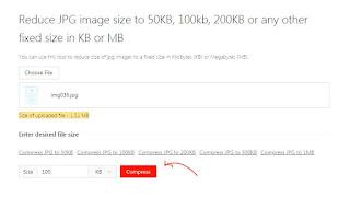 Cara Mengecilkan Ukuran Foto Online Tanpa Aplikasi