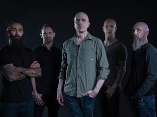 Les membres de Devin Townsend Project